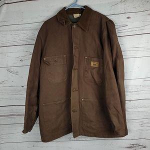 Vintage Duxbak Men's Hunting Chore Coat Jacket XL